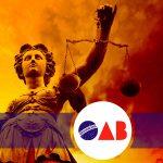 Exame da OAB - Ordem dos Advogados do Brasil.