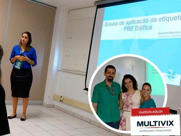 Ex-aluna publica trabalho como foco sustentabilidade no ENSUS