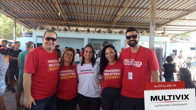 Ação Social no bairro Itacibá 5