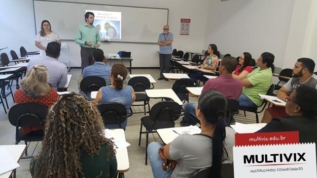 Capacitação de colaboradores em parceria com Hospital São Marcos