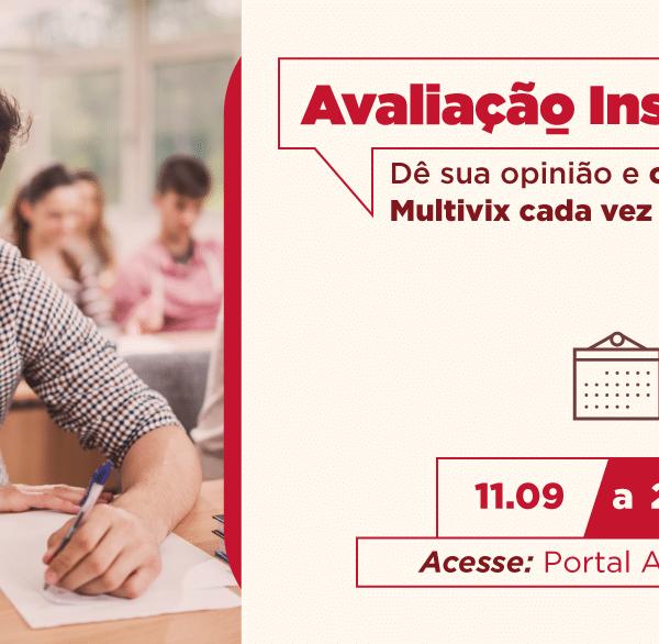 Avaliação Institucional Faculdade Multivix