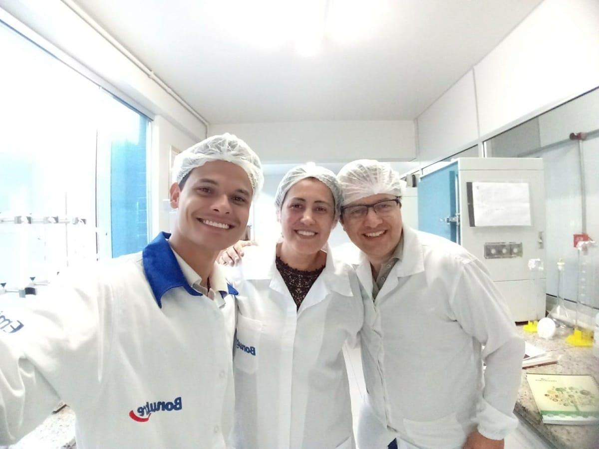 Estudante de Engenharia de Produção realiza visita técnica na Emifor