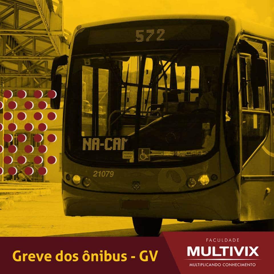 Greve de ônibus 2017