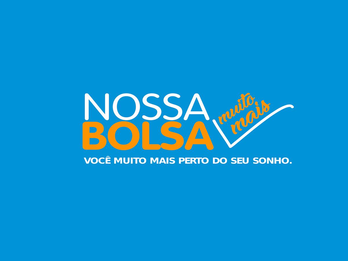 Logo Nossa Bolsa 2018 Faculdade Multivix