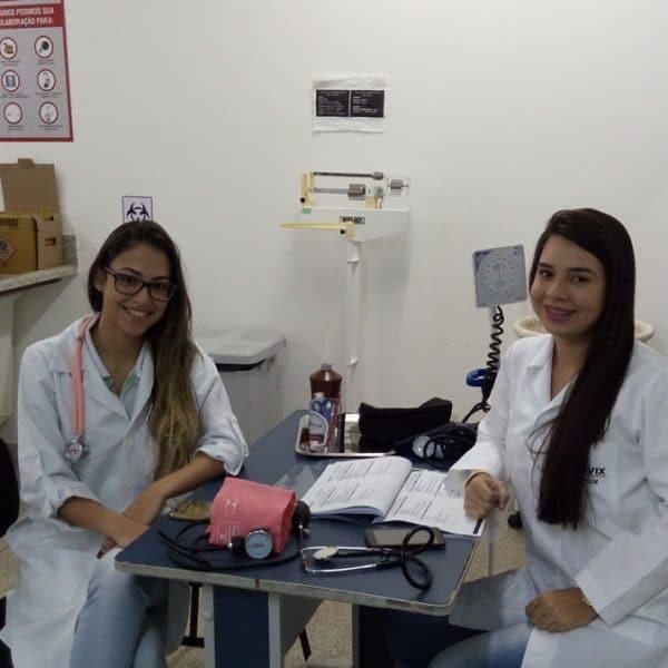 Projeto Extensão de Enfermagem Assistencial