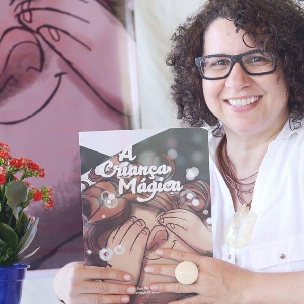 Drª Lilian Menenguci lança livro