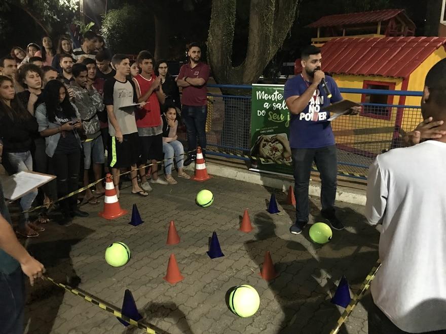 Campeonato de Embaixadinhas 2018