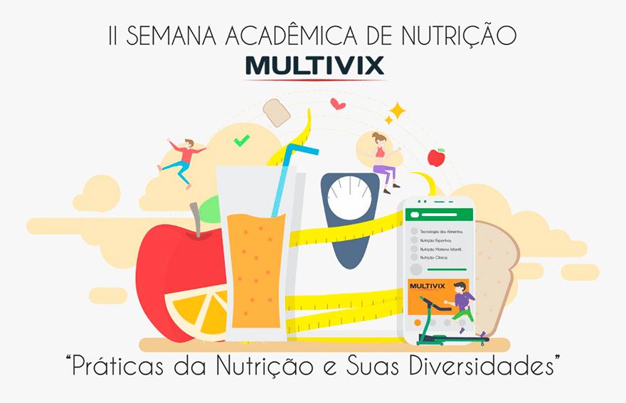 II Semana Acadêmica de Nutrição