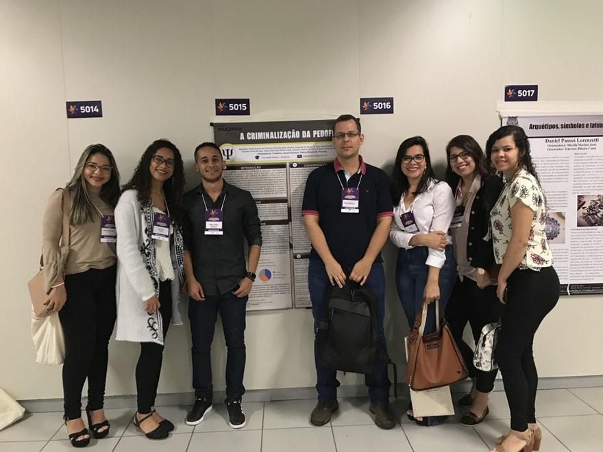 V Congresso Brasileiro de Psicologia