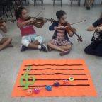Projeto de musicalização infantil 2019