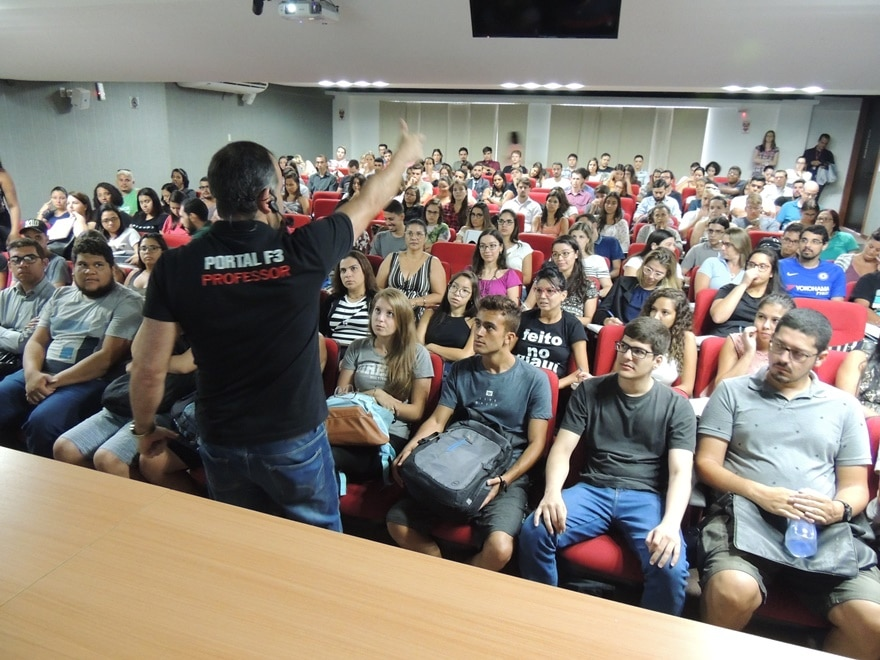 Palestra Superando a OAB com Pedro Barreto 2