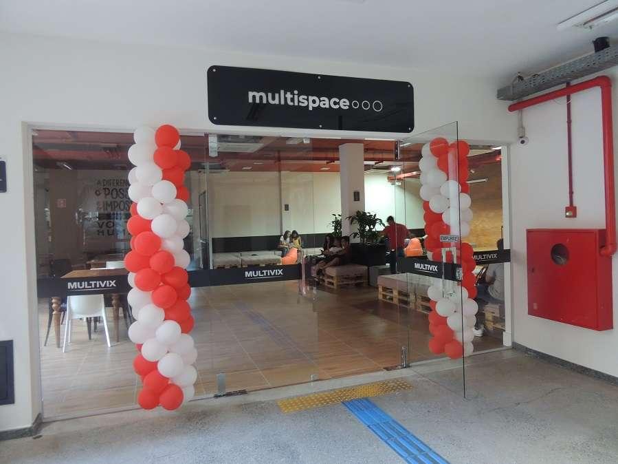Inauguração do MultiSpace