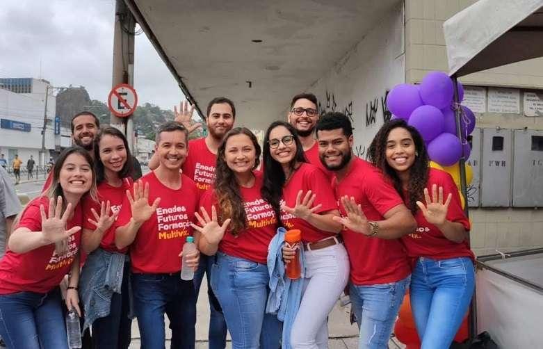 Faculdade Multivix mais uma vez entre as melhores do Brasil no Enade