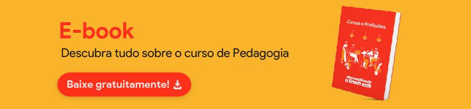 E-book Pedagogia